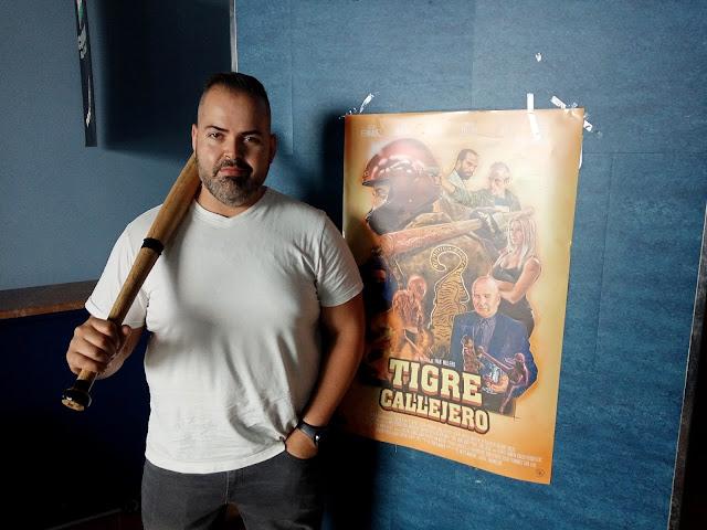 Entrevista a Ivan Mulero, director de TIGRE CALLEJERO