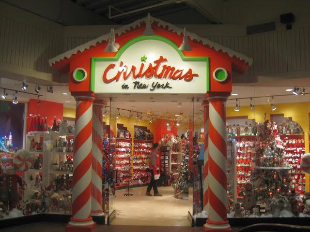 Christmas in New York; Impressionen aus New York City zur Weihnachtszeit