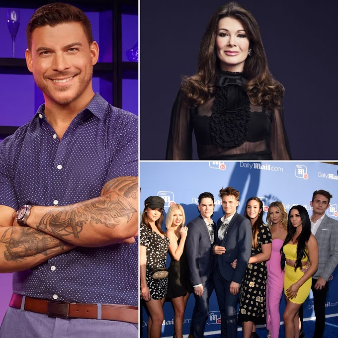 "Jax Taylor Claims 'Vanderpump Rules' Is 'Highly Edited' And Says ""A Lot Of Stuff"" He Did On The Show Was ""Just Not Real"" — Plus Jax Shares An Update On His Friendships With Former Co-Stars And Reveals He Doesn't Speak To Lisa Vanderpump; Says 'She's Another One That I Could Care Less About'"