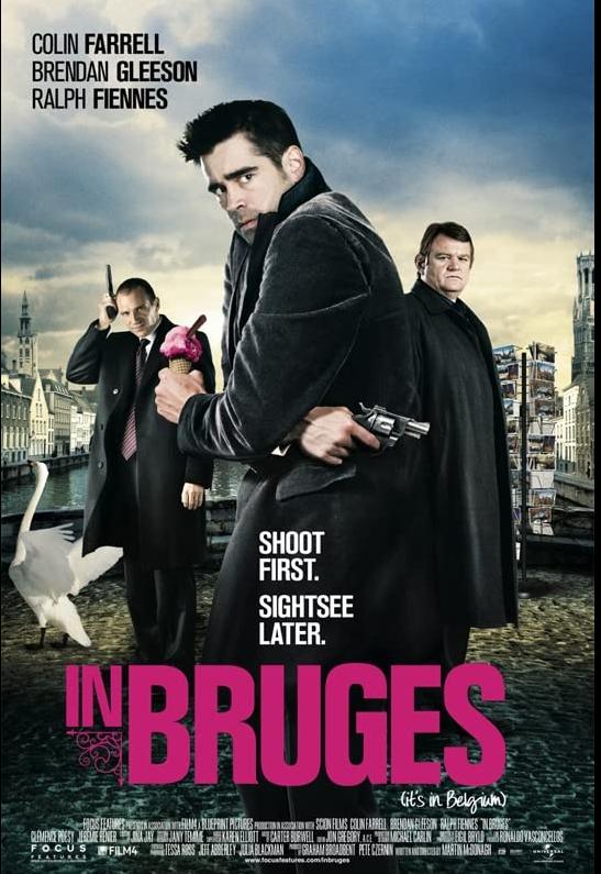 In Bruges 2008 x264 720p Esub BluRay Dual Audio English Hindi THE GOPI SAHI