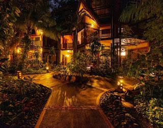 Costa Rica Honeymoon Destinations hotel bosque
