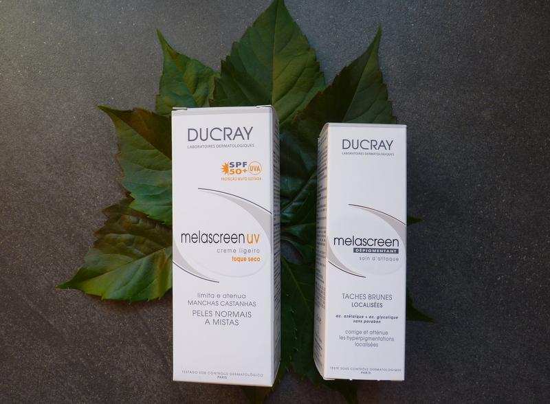Ducray Melascreen – serum depigmentujące - ciąg dalszy walki z przebarwieniami na skórze