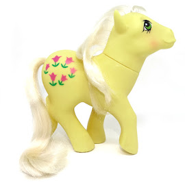 MLP Posey Year Five UK & EU 'My Little Pony' G1 Pony