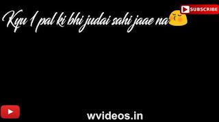 Sawan Aaya Hai Whatsapp Status Love Video