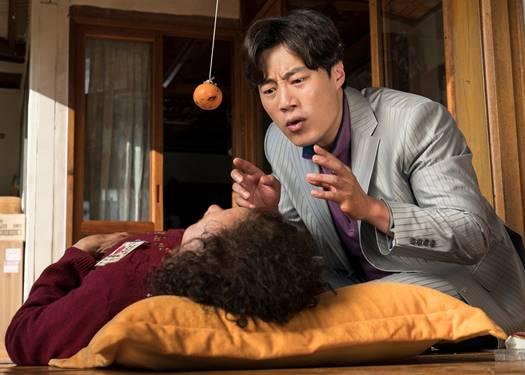 review film korea Oh! My Gran yang kocak dan mengharukan