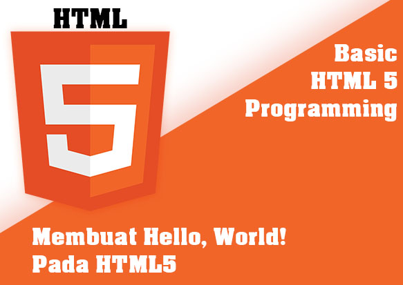 Hello, World! pada html