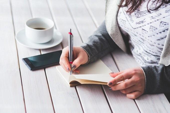 Escribir para estar en la vida