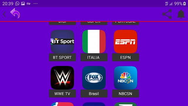تطبيق mervan live tv جديد لمشاهدة قنوات العالميه المشفرة علي هاتفك الاندرويد بجوده رائعه