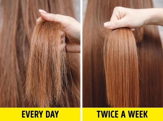 8 lưu ý khi gội đầu để tóc khoẻ mạnh, bóng mượt