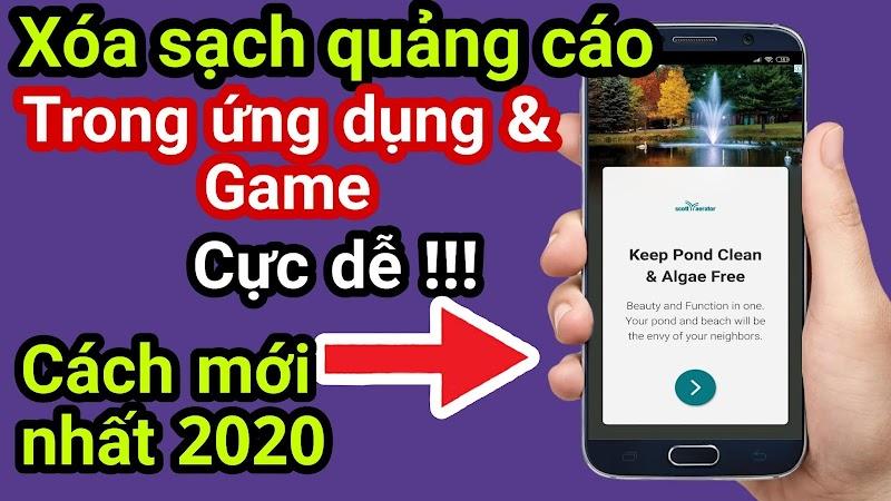 Cách xóa sạch Quảng Cáo trong Ứng dụng ,Game trên mọi Android 2020 Cực dễ