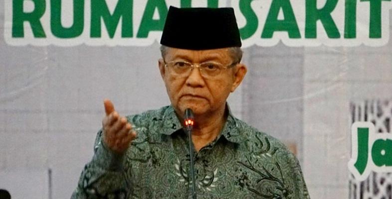 Ketua Muhammadiyah: Apakah Orang Lain Yang Buat Kerumunan Seperti Habib Rizieq Juga Ditahan?