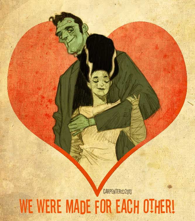 Made For Each Other: SKETCHVILLE!: Made For Each Other