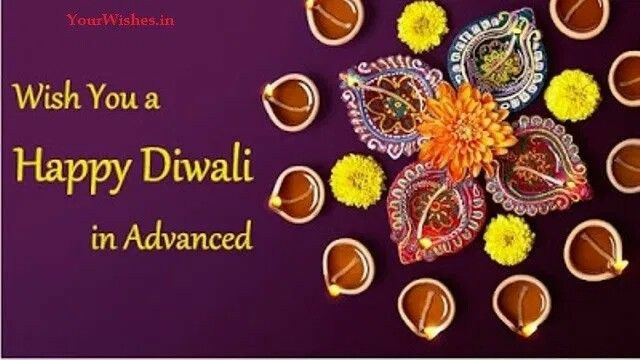 happy diwali 2021 in advance