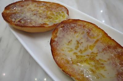 Tsui Wah, condense milk buns