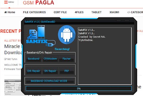 Sam Fix Tool v1.3 Baseband Fixer Tool Free Download