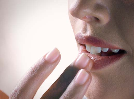 Honey as Lip balm for Chapped Lips