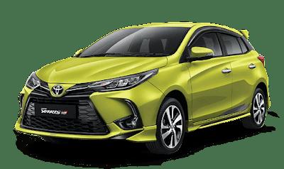Ini Dia 5 Kelebihan yang Ditawarkan oleh Toyota Yaris untuk Anda