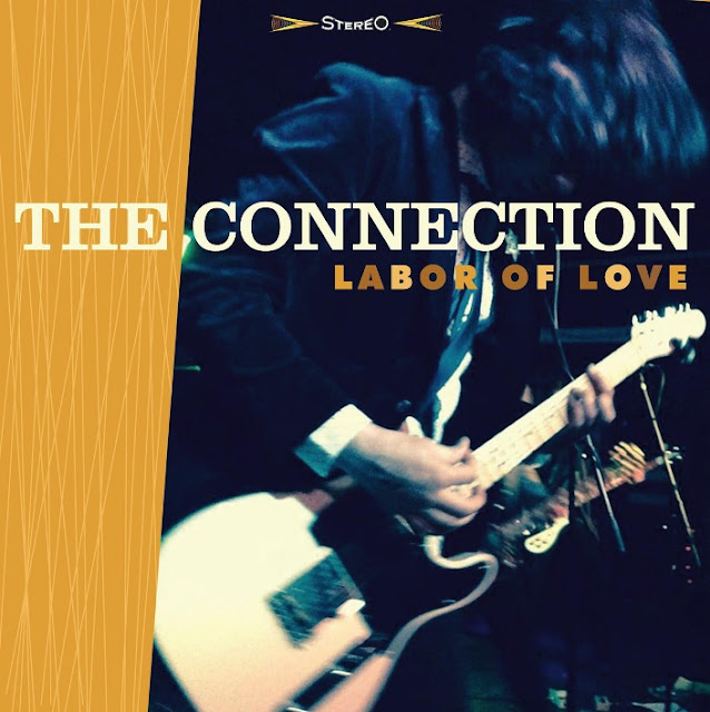 THE CONNECTION - Labor of love (2015)