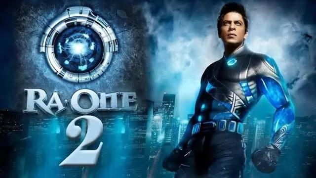 Ra One 2 Shah Rukh Khan