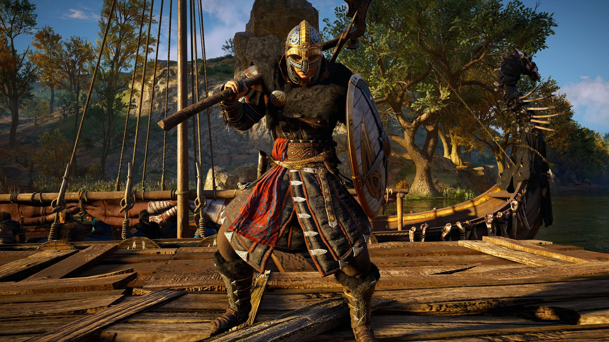 The best Assassin's Creed Valhalla armor sets and the bonuses they give