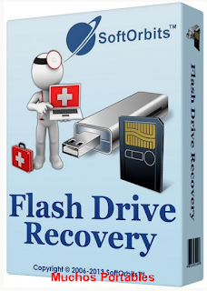 SoftOrbits Flash Drive Recovery Portable
