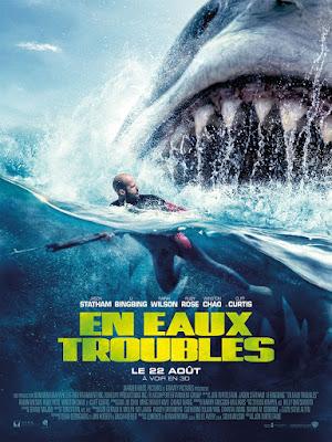 """Résultat de recherche d'images pour """"EN EAUX TROUBLES The Meg film blog"""""""