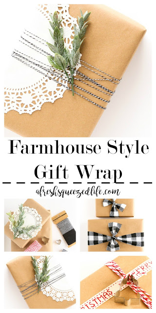 farmhouse-style-gift-wrap ideas