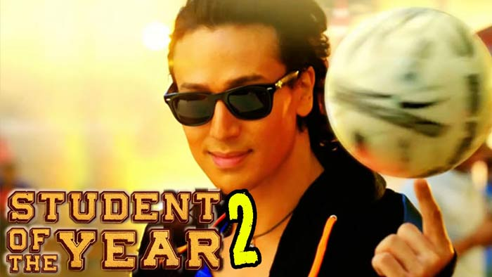 full cast and crew of Bollywood movie Student Of The Year 2 2017 wiki, Tiger Shroff, Jhanvi Kapoor Student Of The Year 2 story, release date, Student Of The Year 2 wikipedia Actress name poster, trailer, Video, News, Photos, Wallpaper