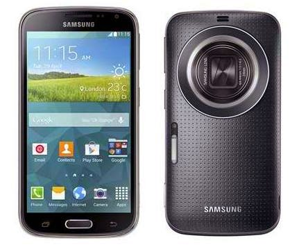 Samsung Announced Galaxy K Zoom, Point-and-Shoot Camera + HIgh-end Smartphone In One