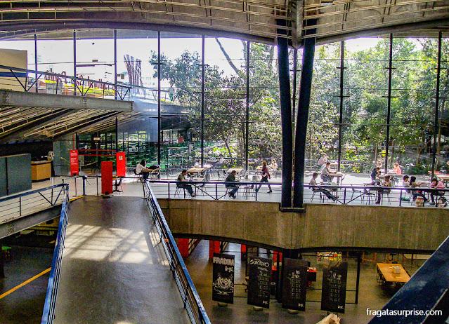 Centro Cultural São Paulo - Rua Vergueiro - SP