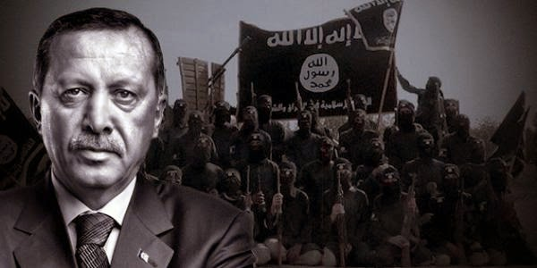 ERDOGHAN'S DREAMS SHATTERED IN ALEPPO; ISIS KILLS NUSRA BOMBMAKER 1