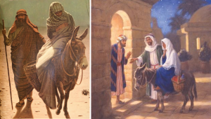 Oh Life All Life Joseph And Mary Journey To Bethlehem