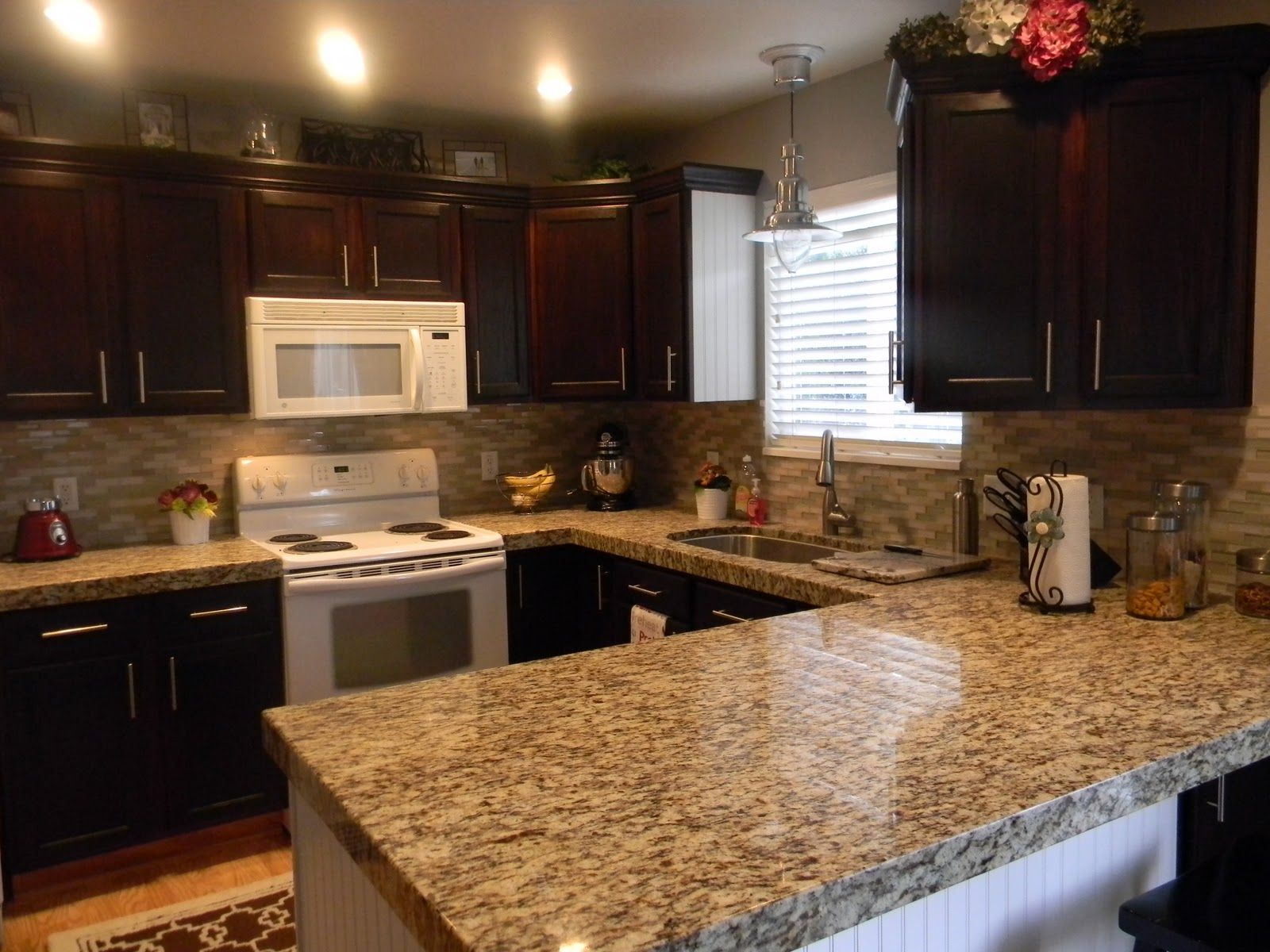 how to put backsplash in kitchen do it yourself duo a backsplash for your kitchen 7855