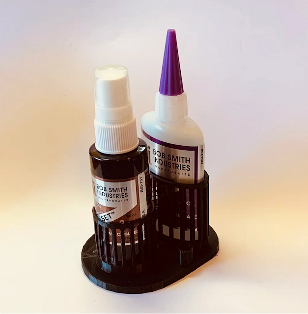 Insta-Set - Cyanoacrylate - Super Glue Holder - BSI Adhesives