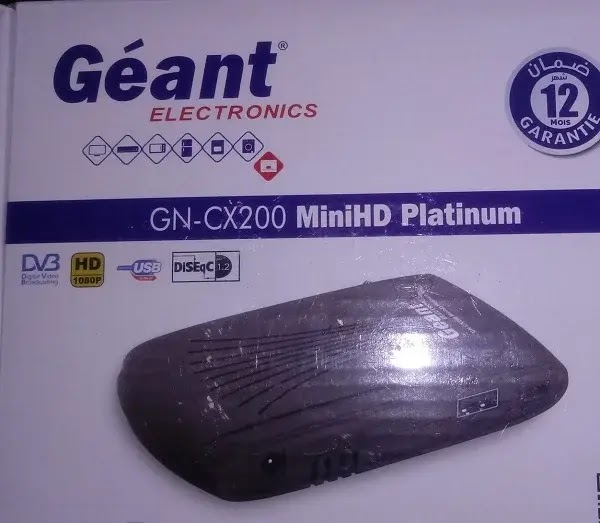 GN-CX200 MINI HD PLATINUM