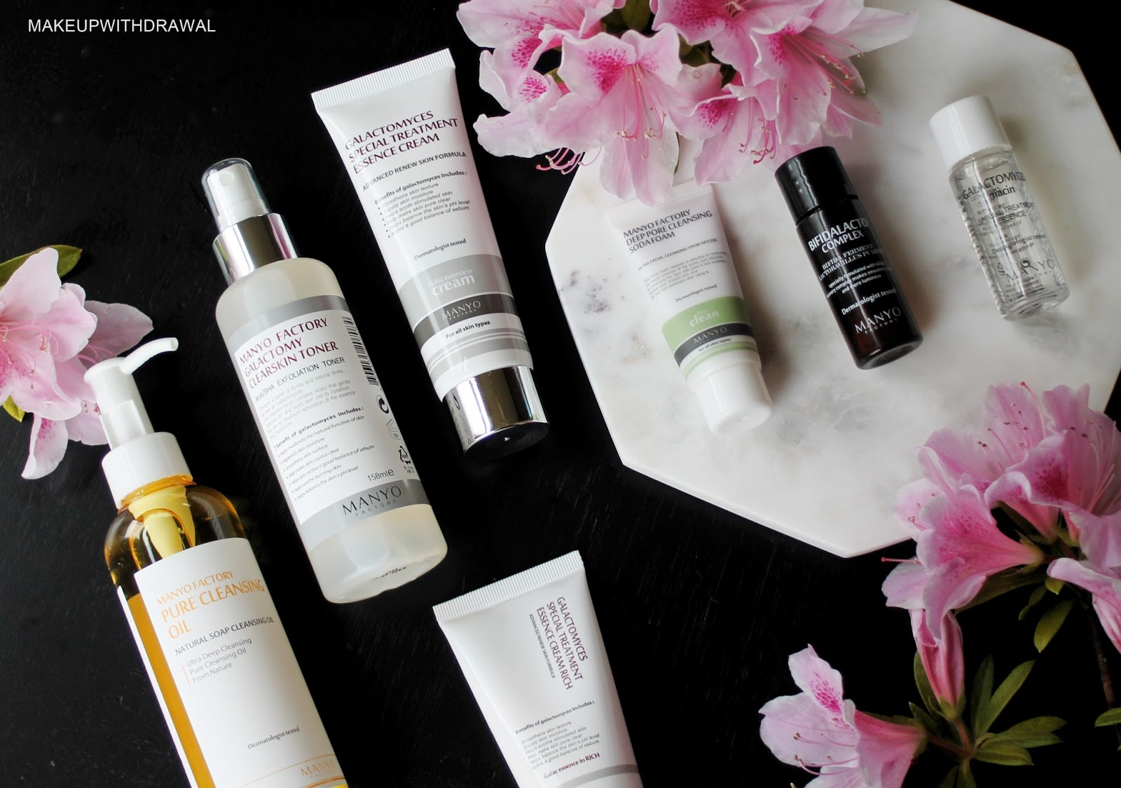 Manyo Factory An Overview Of My Favorite Skincare Brand Makeup Pureheals Galactomyces 90 Ampoule 30ml