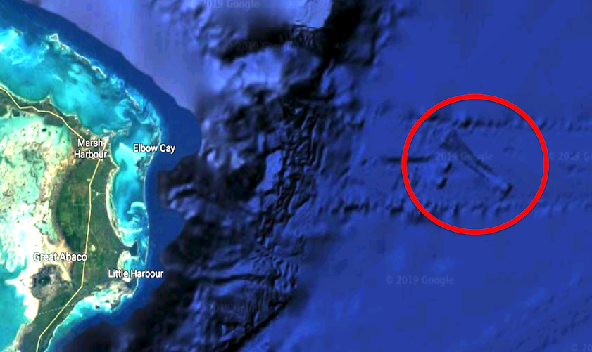 UFO SIGHTINGS DAILY: 15km UFO Found Below Ocean In Bermuda ...
