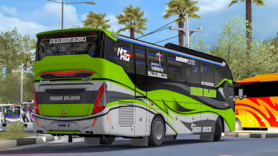 Skin Trans Wijaya by Abdel Hariri for SR2 HD Prime