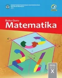 Buku Matematika Guru Kelas 10 k13 2017