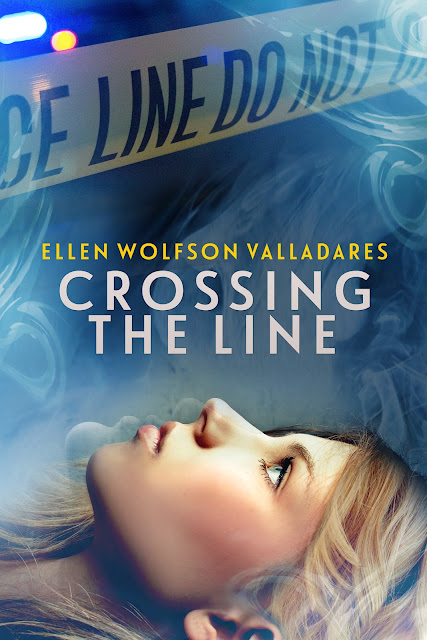 Crossing the Line by Ellen Wolfson Valladares