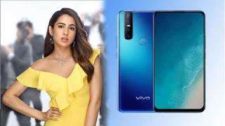 Sara Ali Khan would be brand ambassador of Vivo S1 Smartphone