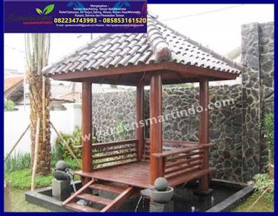 Tukang gazebo surabaya (gardensmartindo)