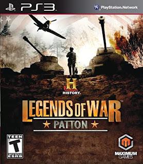 Legends of War Patton PS3 Torrent