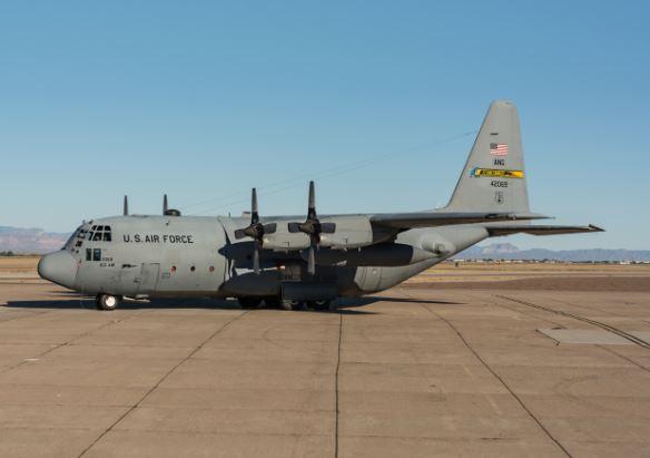 C-130J Super Hercules specs