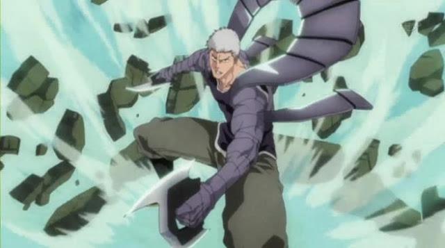 Kensei Muguruma (Bleach) - Karakter Anime Berkekuatan Angin Terkuat