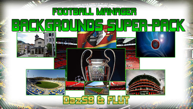 Football Manager 2017 Backgrounds Super Pack