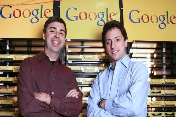 مؤسسي جوجل يتركان رسميا رئاسة الشركة
