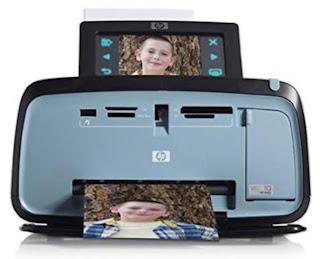 HP Photosmart A620 Télécharger Pilote