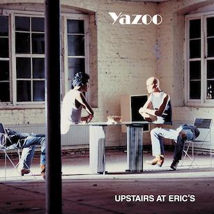 Portada del primer y penúltimo álbum de Yazoo de 1982
