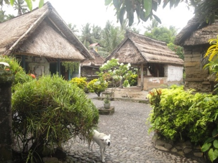Bali Traditional House Compound